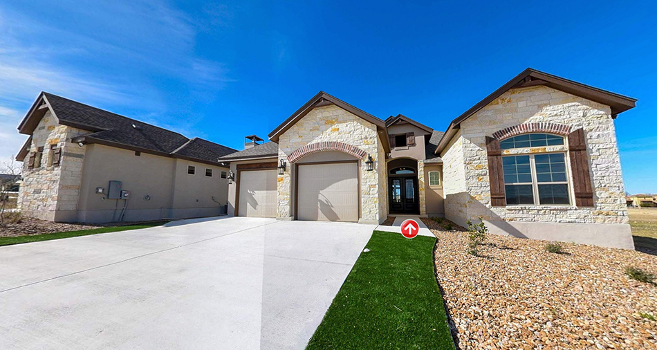 New Braunfels Custom Homes Pinnacle Virtual Tour