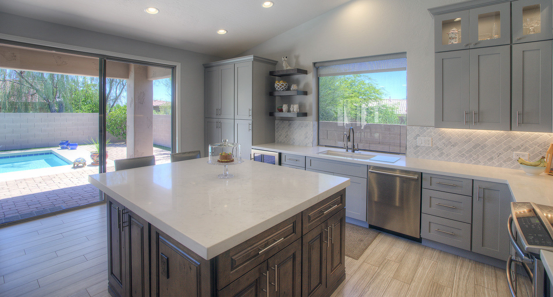 Kitchen Remodel Scottsdale Calledevalle Slider