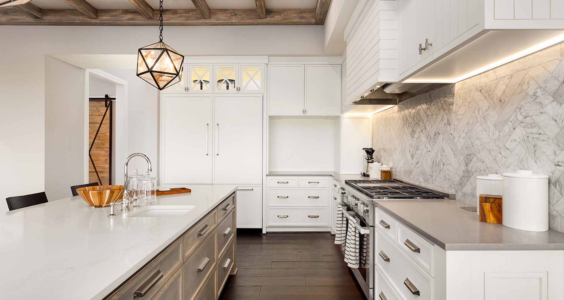 Are Double Stacked Cabinets The Right Choice For Your Scottsdale Home Alair Homes Scottsdale