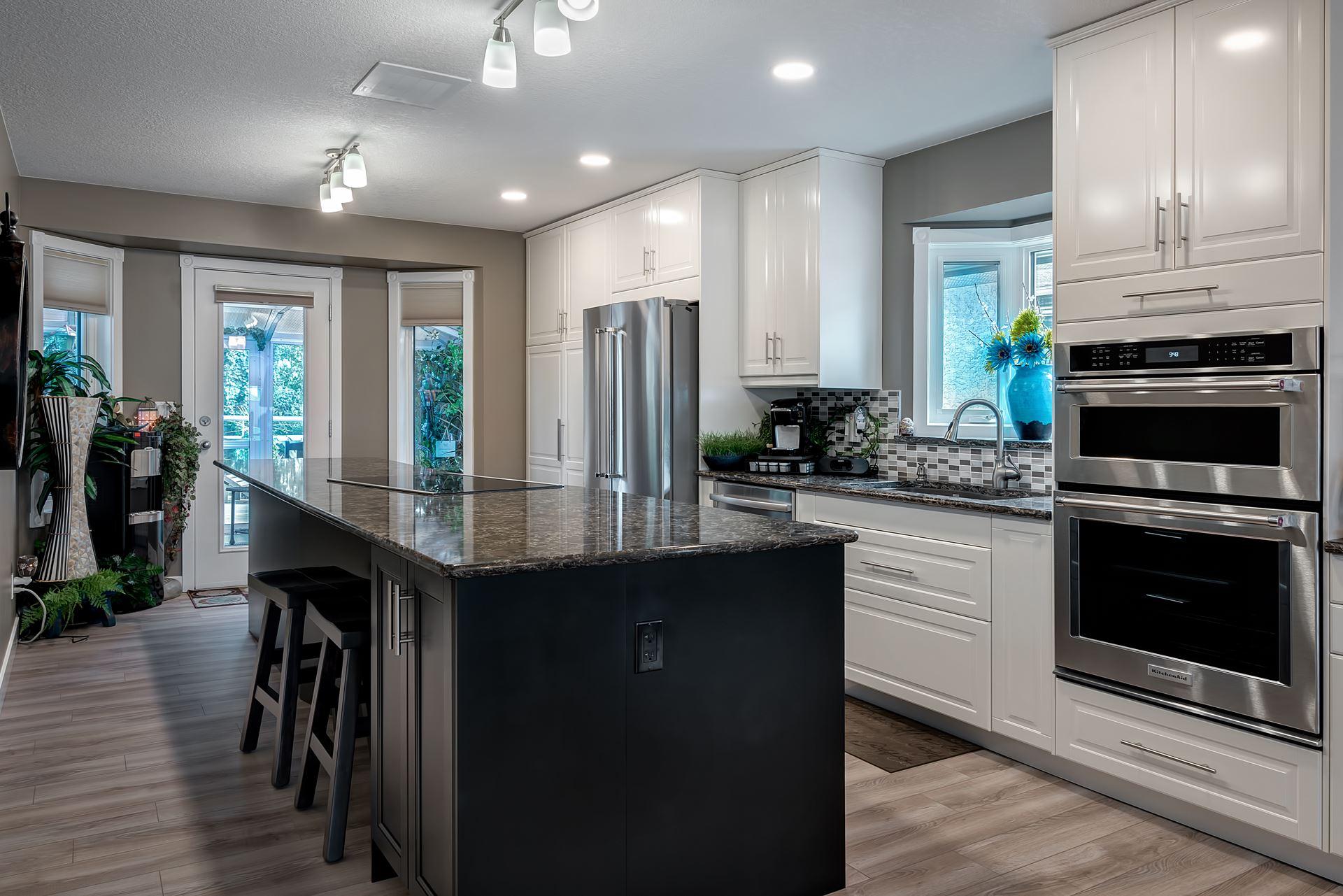 Jordan Crescent Major Renovation | Alair Homes Edmonton