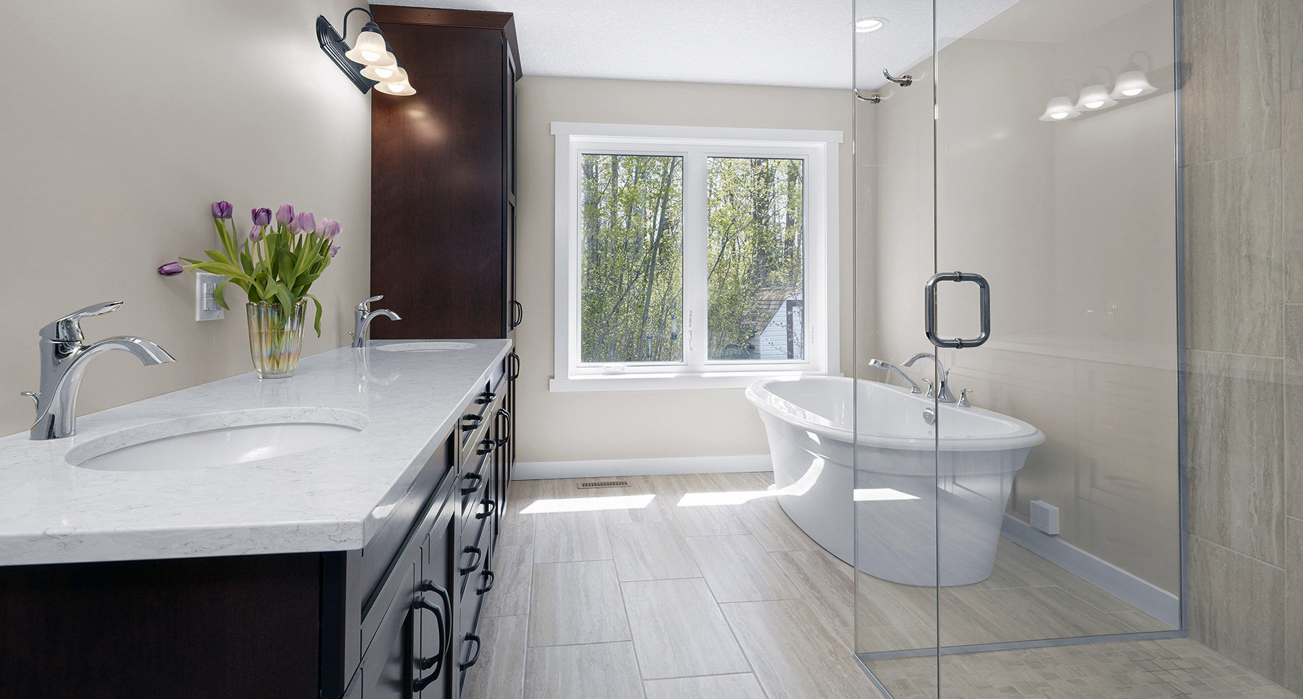 Bathroom Renovations & Design in Edmonton | Alair Homes Edmonton