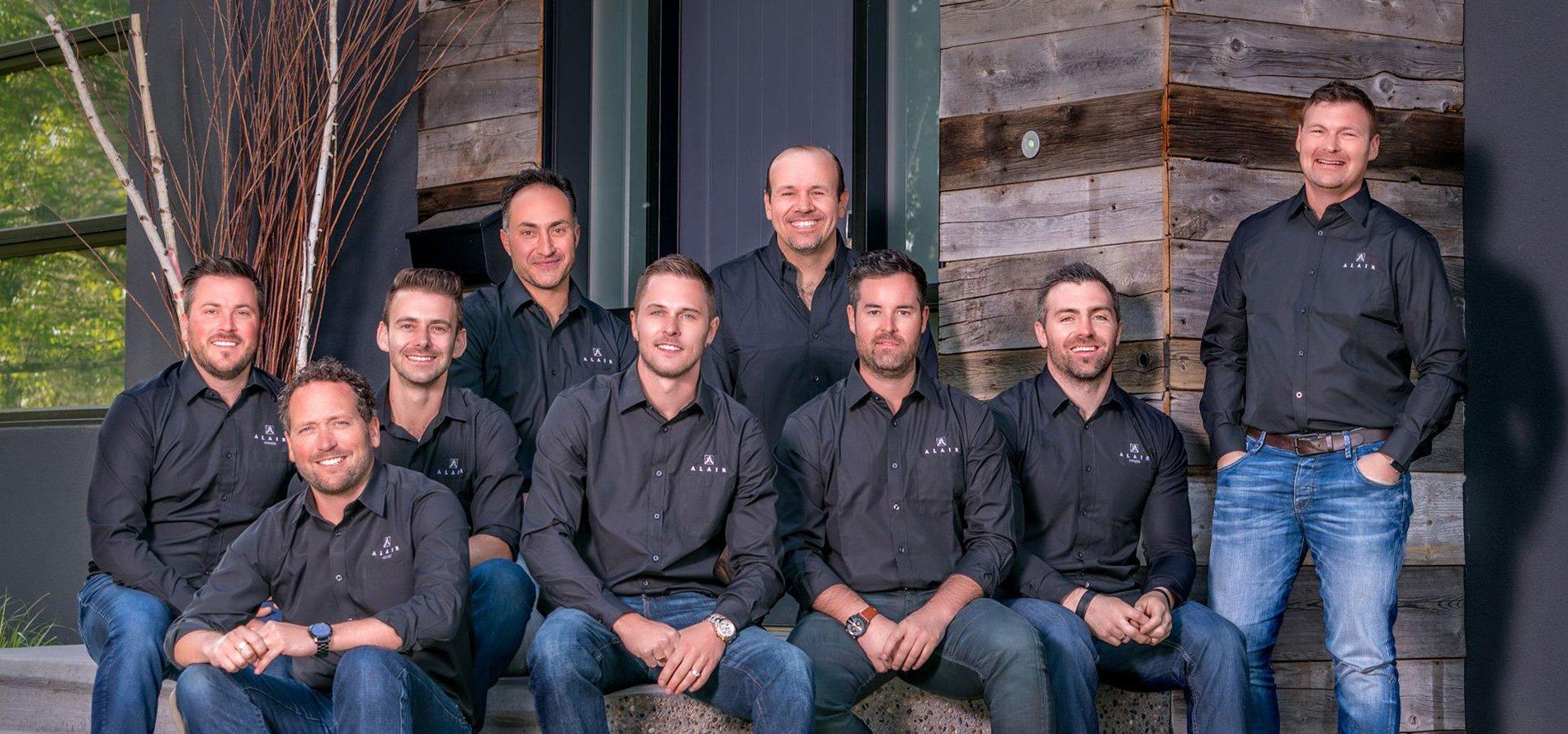 Custom Home Builders Edmonton Team