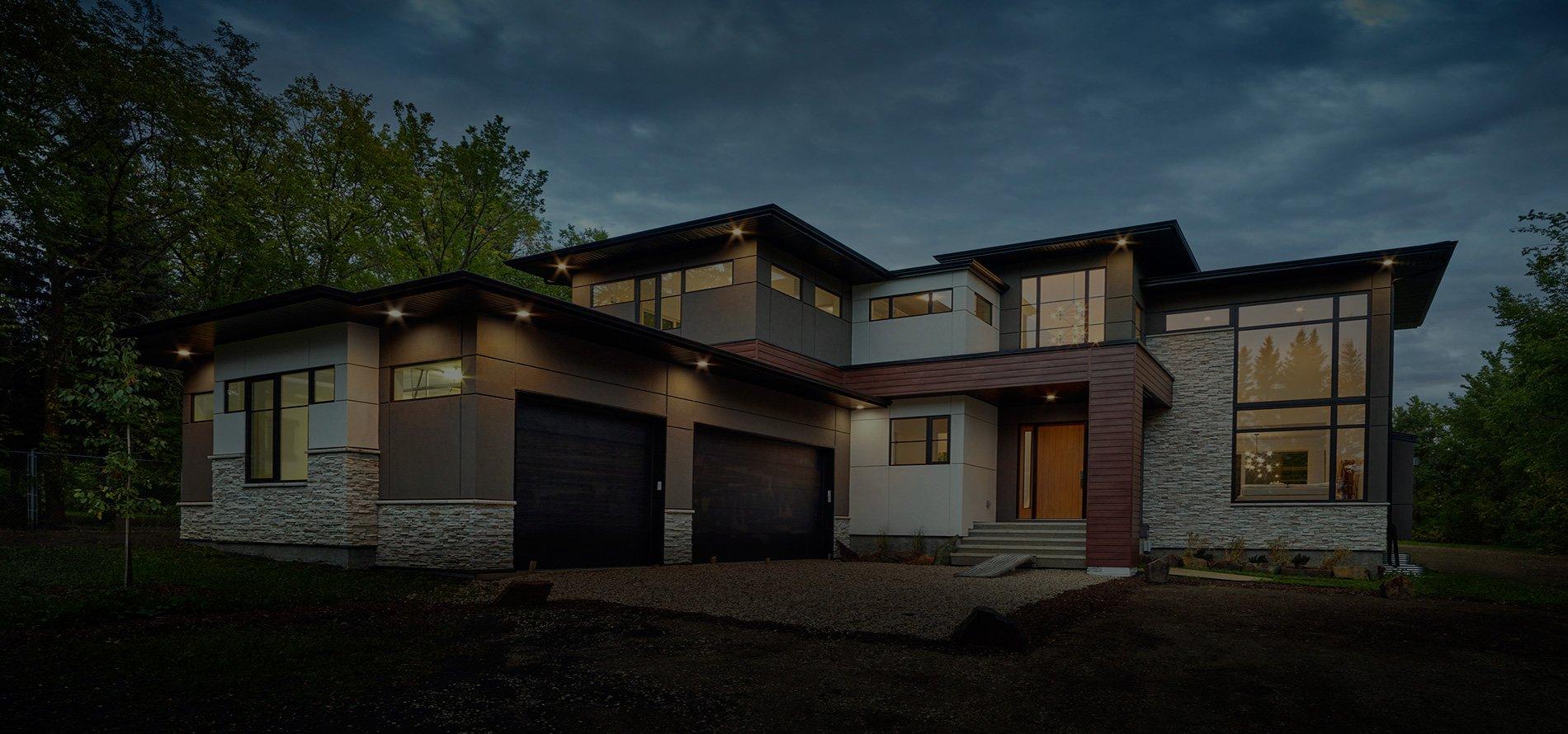 Custom Home Edmonton Crestview Hmp O