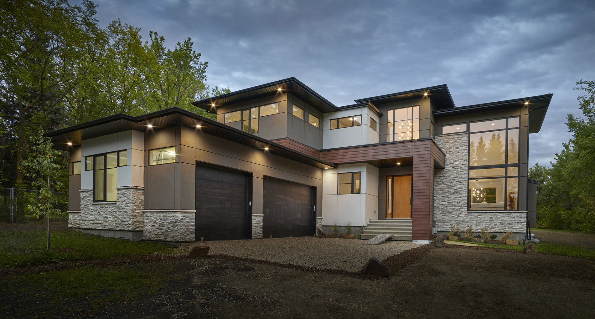Perfect Crest View Custom Home