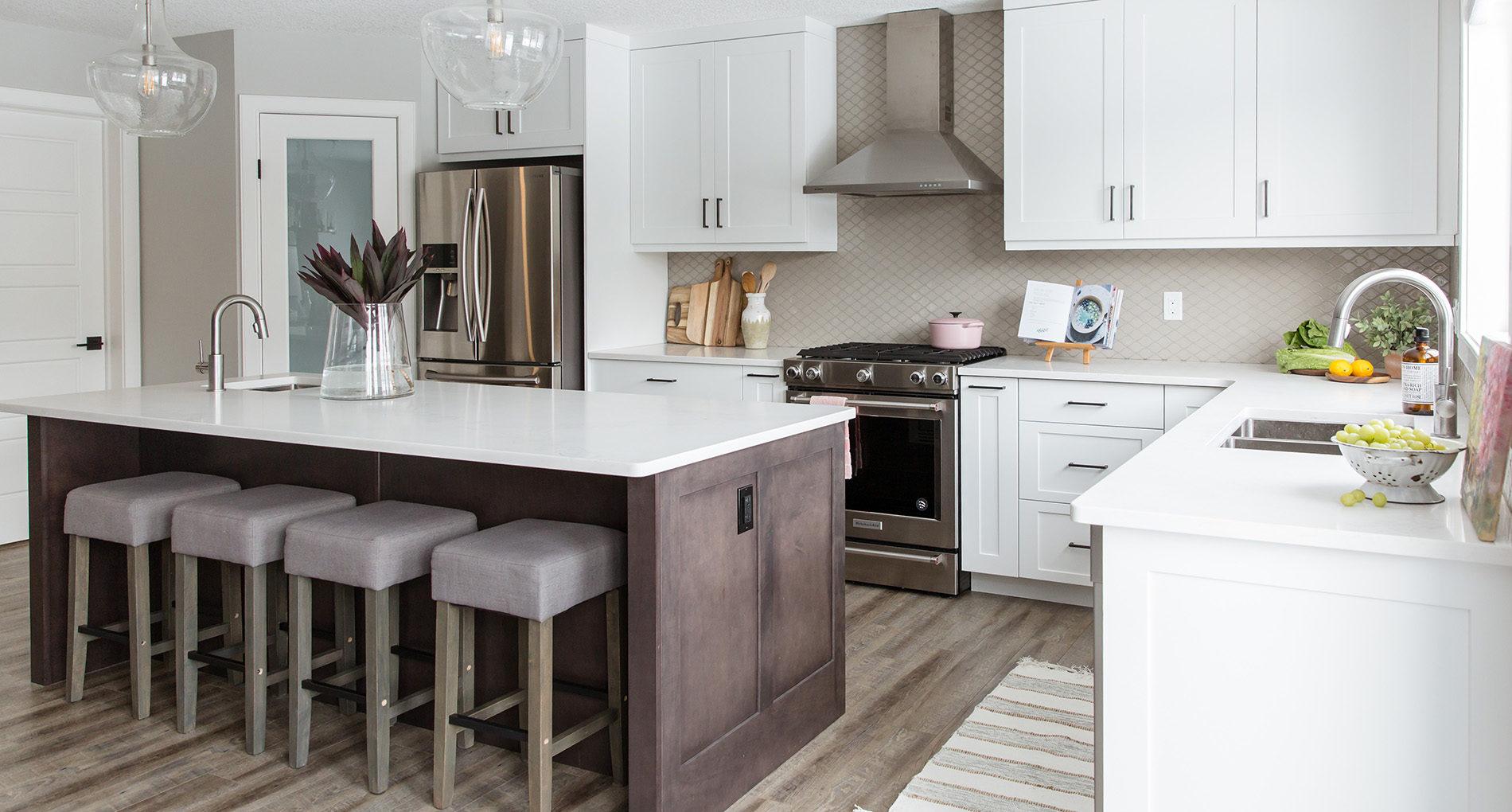 Incredible Kitchen Renovations Design In Edmonton Alair Homes Edmonton Download Free Architecture Designs Embacsunscenecom