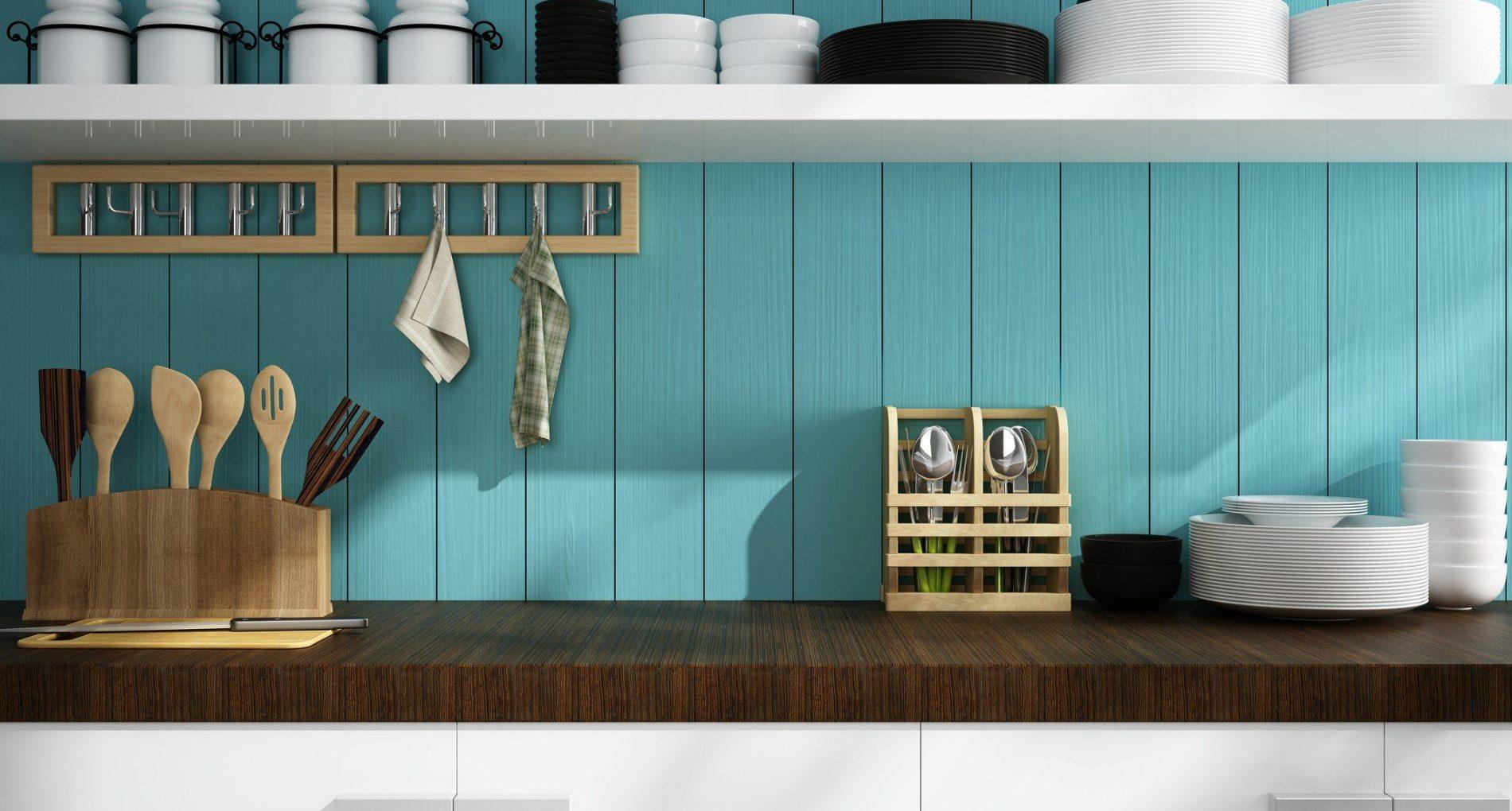Open Shelving Ideas For Your Custom Kitchen | Alair Homes Edmonton