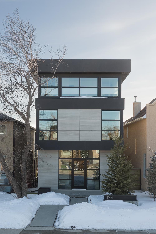 Modern Bridgeland Custom Home