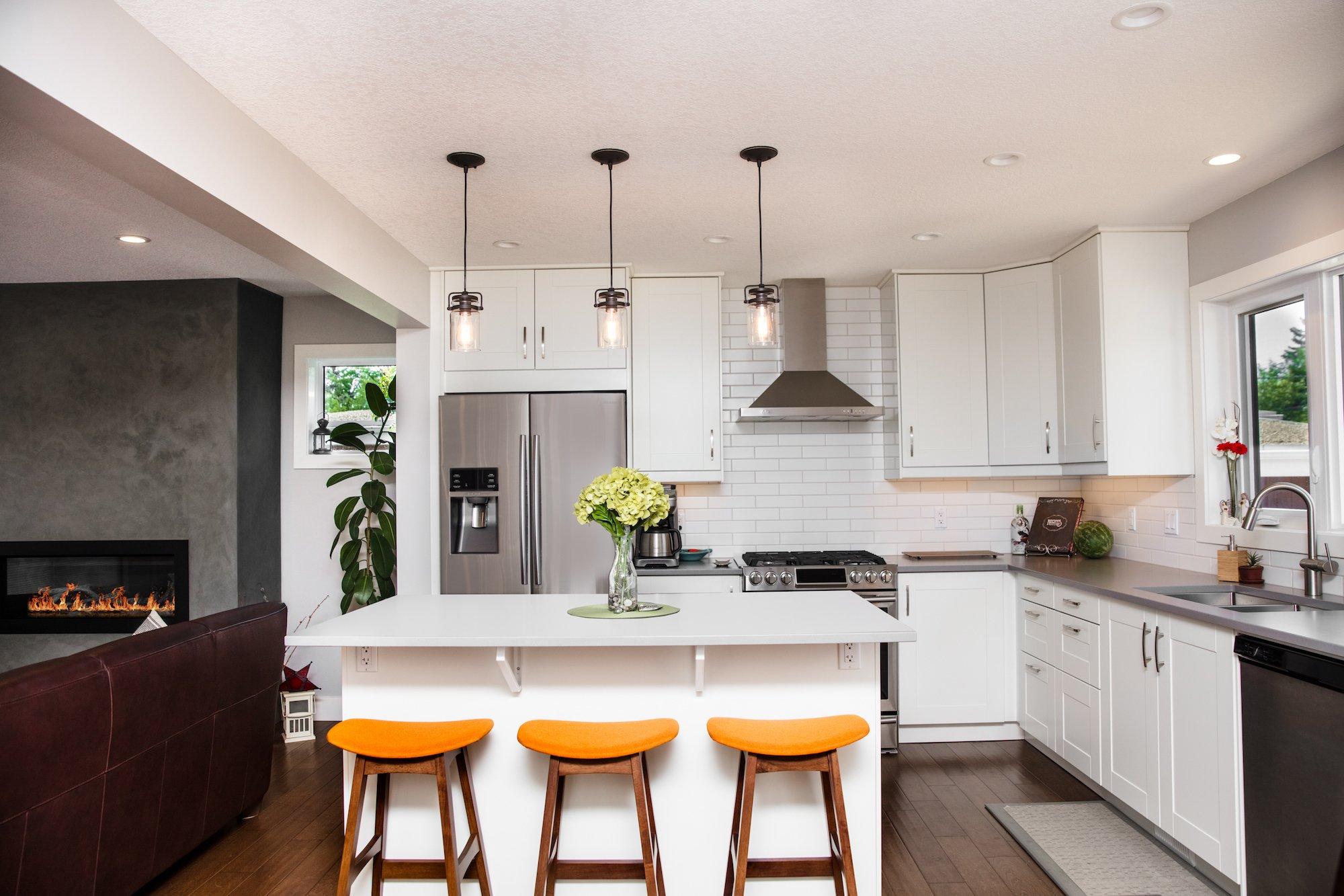 Hait Bungalow Renovation | Alair Homes Edmonton
