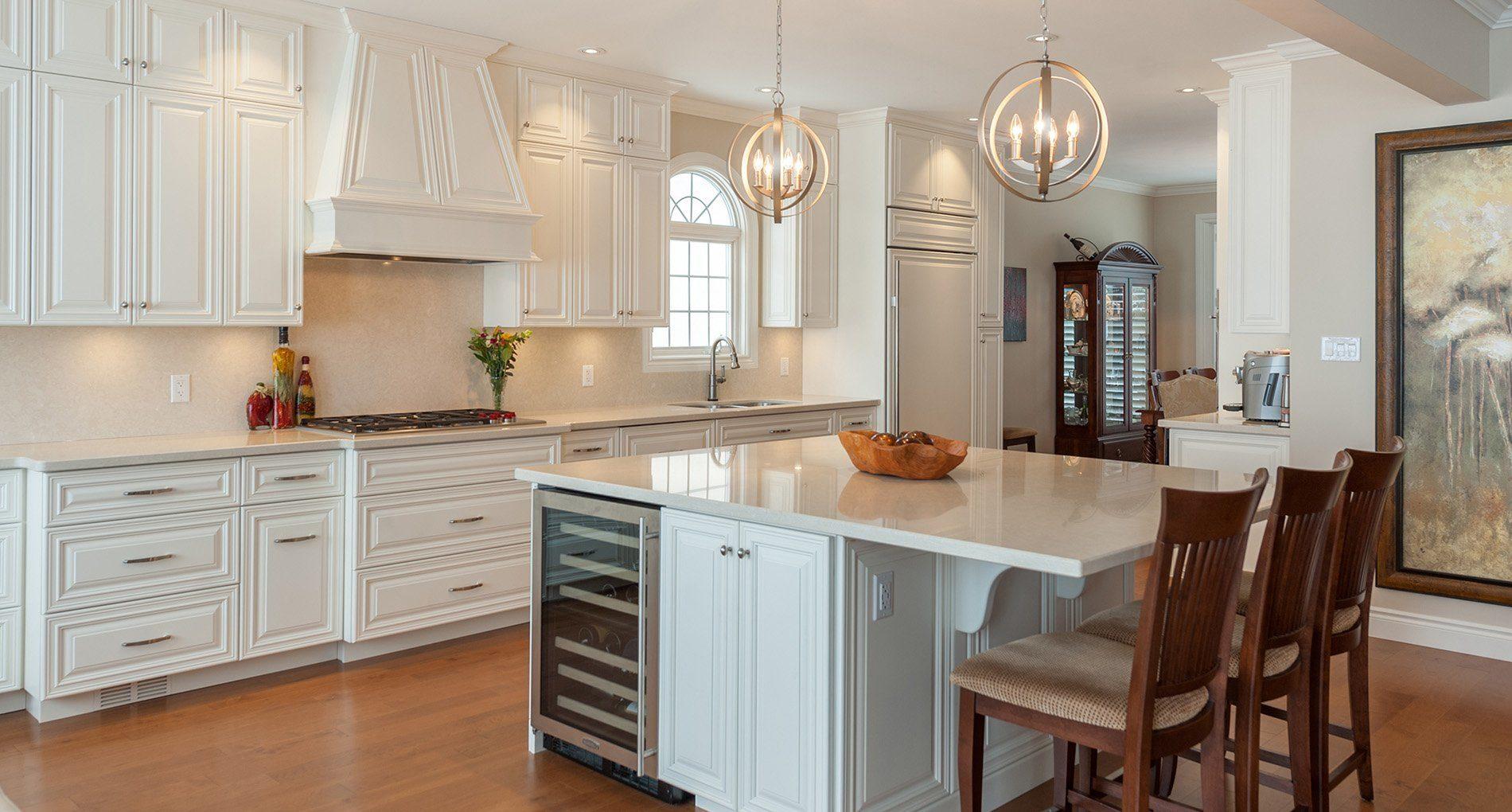 Kitchen renovation belleville aberdeen slider view project gallery