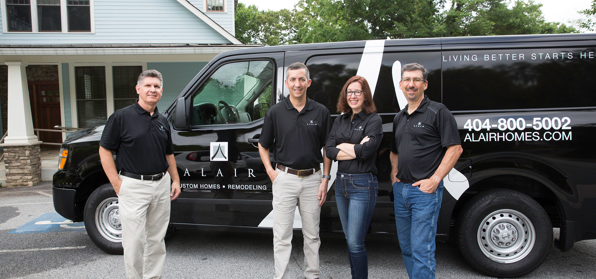 Custom Home Builders Decatur Team1