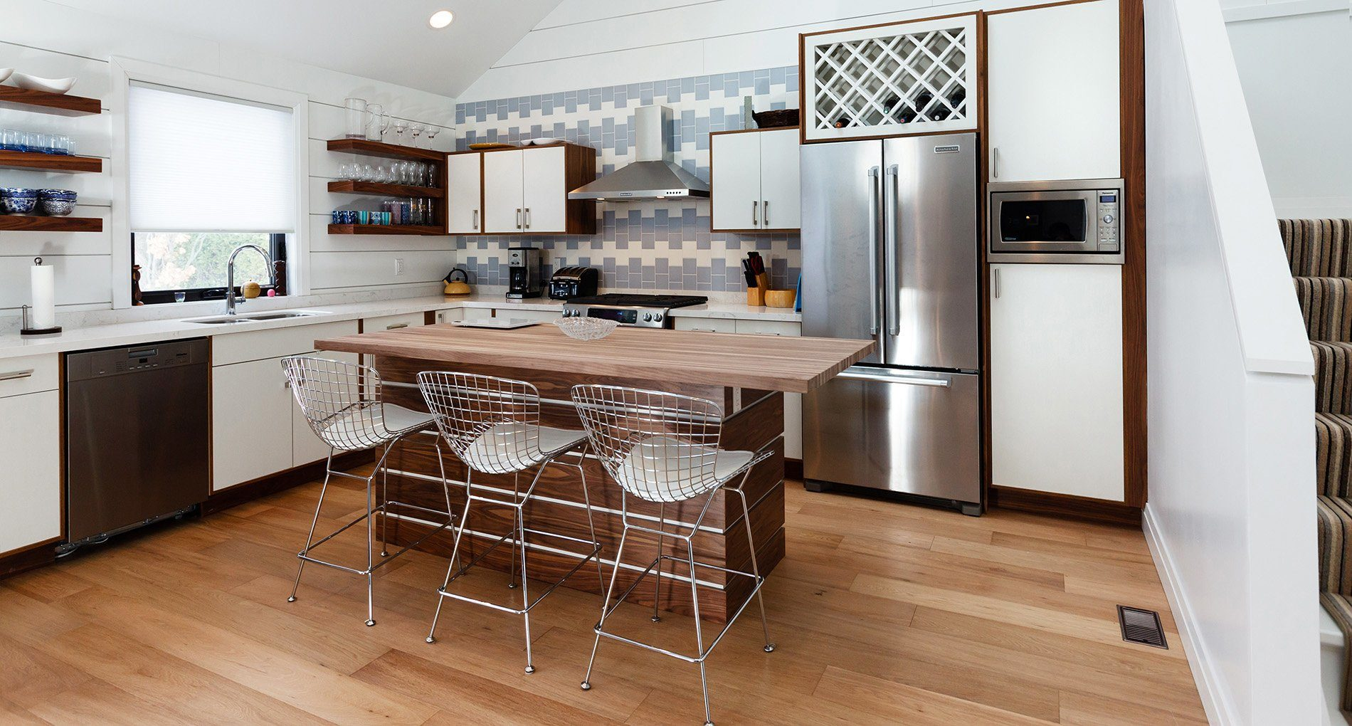 kitchen renovations design in surrey central alair homes surrey