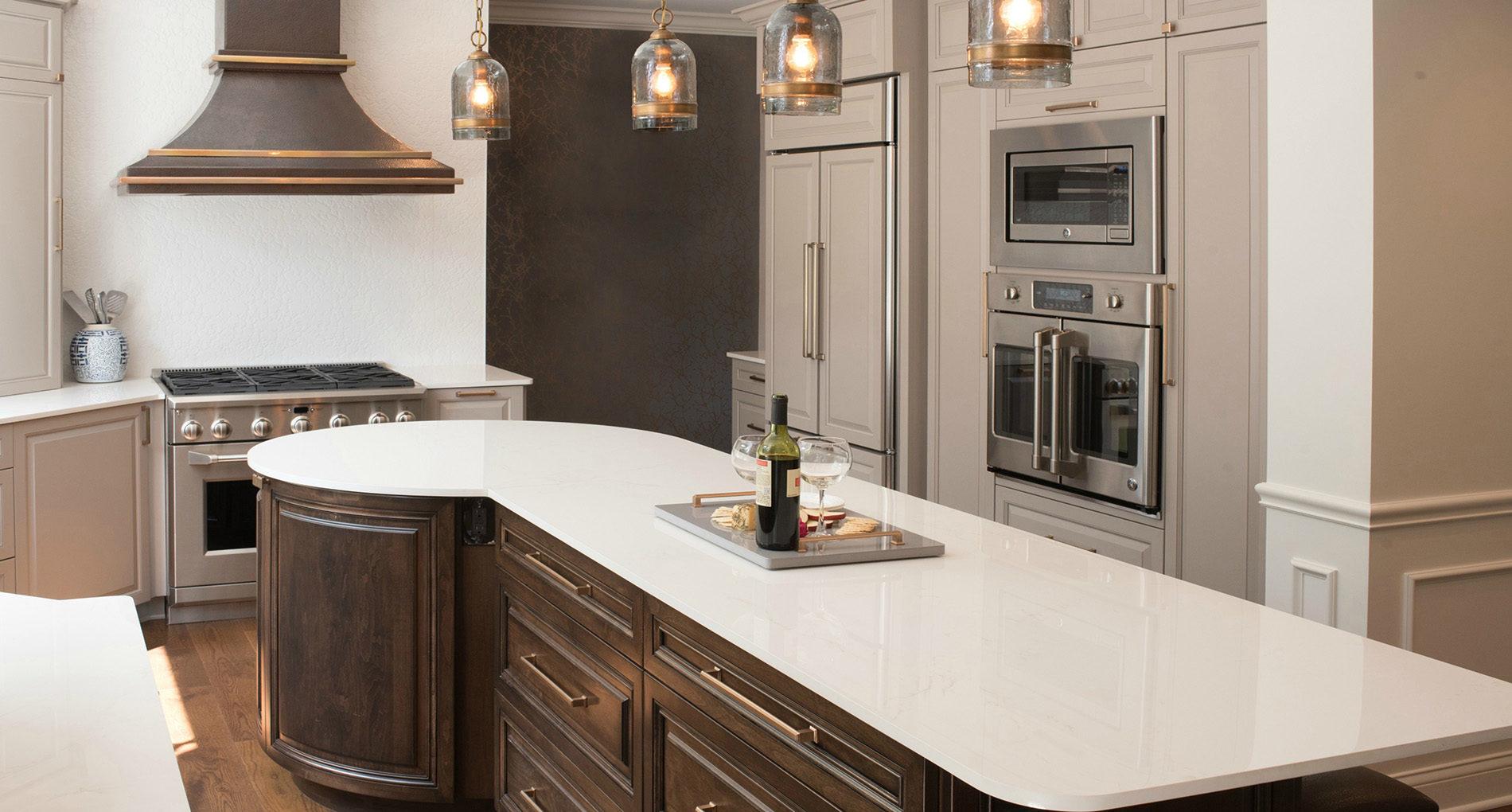Kitchen Remodel Cuyahogafalls Talbot Slider