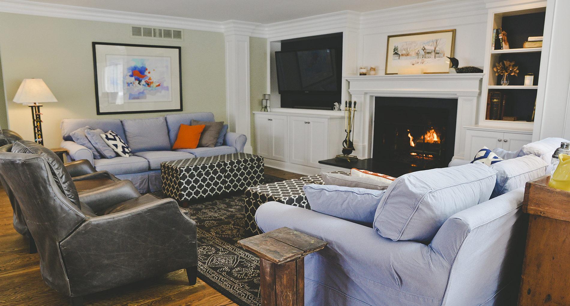 Alair Cuyahoga Falls Living Room Renovation 52