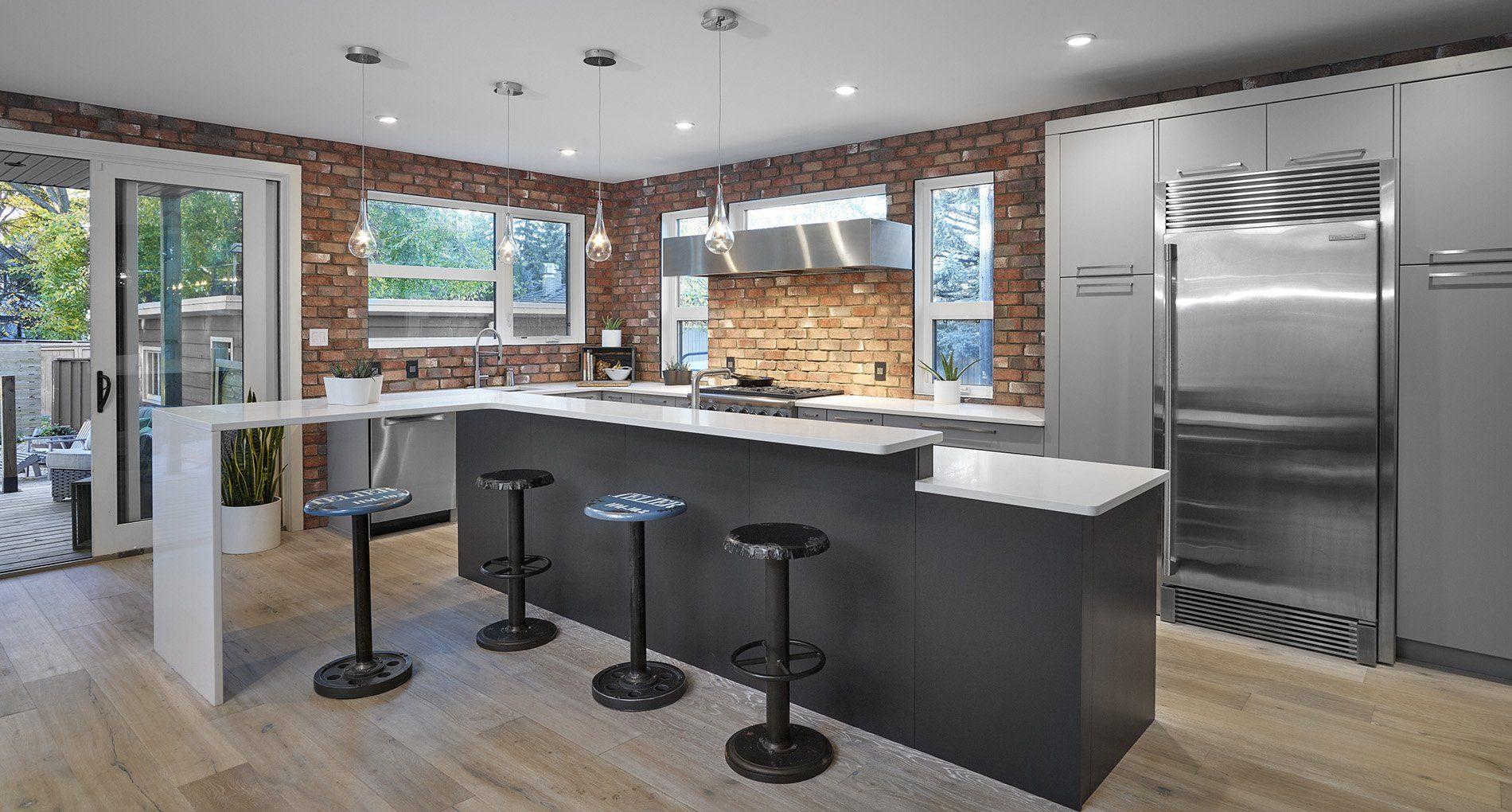 Kitchen Renovation Parkland Bell Slider